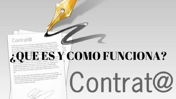 Contrat@. Qué es y cómo funciona