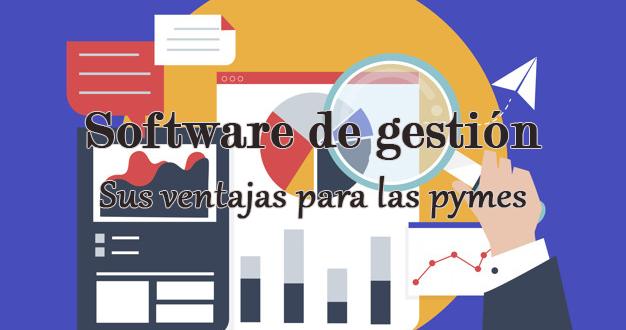 Ventajas para la pyme de utilizar un software de gestión